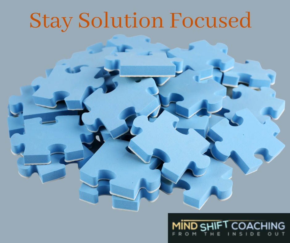 solution focussed
